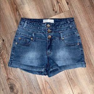 EUC Cotton On denim shorts